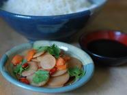 Spicy Turnip Kimchi found on PunkDomestics.com