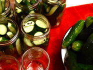 Foolproof Canned Pickles found on PunkDomestics.com
