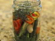 Refrigerator Pickles found on PunkDomestics.com