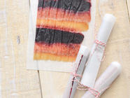 Homemade Fruit Leather found on PunkDomestics.com