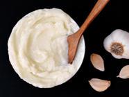 Lebanese Garlic Sauce (Toum) found on PunkDomestics.com