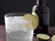 Grapefruit-Lemongrass-Lime infused Gin found on PunkDomestics.com