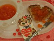 "I ""Heart"" Cinnamon Heart Marmalade found on PunkDomestics.com"