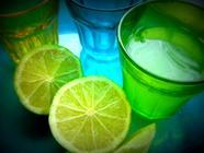 Cucumber Gin for Gimlets found on PunkDomestics.com