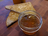 Alpine Apple and Peppermint Schnapps Jelly found on PunkDomestics.com
