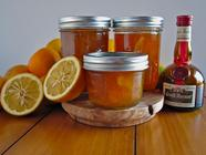 Seville Orange Marmalade with Grand Marnier found on PunkDomestics.com