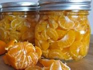 How to Can Mandarin Oranges found on PunkDomestics.com
