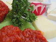 Ajvar: Balkan Roasted Red Pepper Spread found on PunkDomestics.com