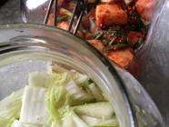 White Cabbage and Asian Pear Kim Chi found on PunkDomestics.com