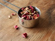 Dried Rhubarb found on PunkDomestics.com