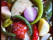 Indian Summer Giardiniera Pickle found on PunkDomestics.com