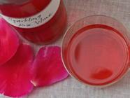 Sparkling Rose Petal Wine found on PunkDomestics.com