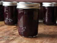 Blueberry Jam found on PunkDomestics.com