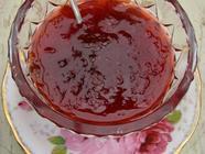 Strawberry and Rhubarb Jam found on PunkDomestics.com