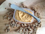 Smoked Paprika & Chipotle White Bean Dip found on PunkDomestics.com