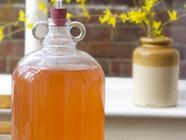 Making Rhubarb Wine found on PunkDomestics.com