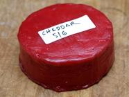 Homemade Cheddar found on PunkDomestics.com
