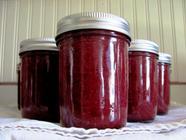 Old Fashioned Strawberry Jam found on PunkDomestics.com