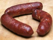 A Tale Of Two Sausages found on PunkDomestics.com