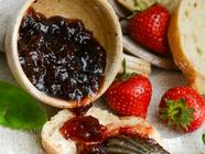 Italian Inspired Strawberry Jam found on PunkDomestics.com