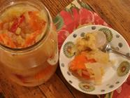 Kimchi ~ Experimentation in Fermentation found on PunkDomestics.com