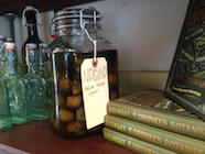 How to Make Nocino: an Italian Walnut Liqueur found on PunkDomestics.com