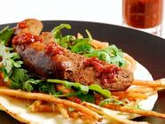 Merguez Frites found on PunkDomestics.com