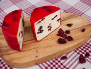 Wensleydale with Cranberries found on PunkDomestics.com