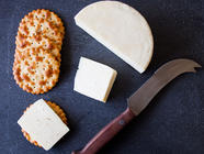 Lancashire Style Cheese found on PunkDomestics.com