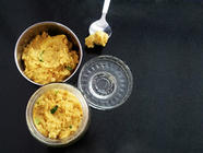 Yam Chutney with Mustard found on PunkDomestics.com