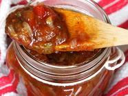 Nectarine-Tomato Chutney found on PunkDomestics.com