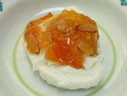 Peach Melon Almond Jam found on PunkDomestics.com