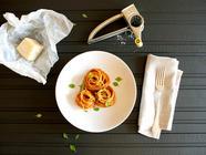Marcella Hazan's Tomato-Butter Sauce found on PunkDomestics.com