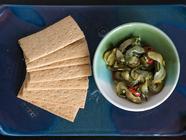 Marinated Vegetables found on PunkDomestics.com