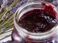 Small Batch Mixed Berry and Lavender Jam found on PunkDomestics.com