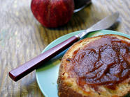 Slow Cooker Apple Butter found on PunkDomestics.com