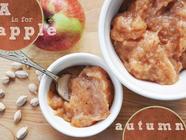 Roasted Cardamom Applesauce found on PunkDomestics.com