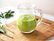 Avocado Goddess Dressing found on PunkDomestics.com