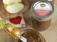 Bourbon Apple Pumpkin Butter found on PunkDomestics.com