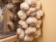 Braiding Garlic found on PunkDomestics.com