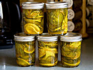 Bread & Butter Pickles found on PunkDomestics.com