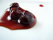 Limey Rum Sour Cherry Preserves found on PunkDomestics.com