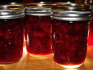 Cherry Vanilla Jam found on PunkDomestics.com