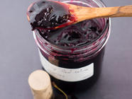 Cherry Red Wine Preserves found on PunkDomestics.com