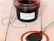 Chocolate Blackberry Preserves found on PunkDomestics.com
