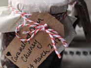 Delicious Caramelised Onion Chutney Recipe found on PunkDomestics.com