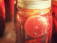 Citrus Aigre-Doux with Honey found on PunkDomestics.com