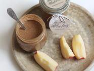 Toasted Coconut-Hazelnut butter found on PunkDomestics.com