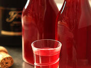 Cranberry Liqueur found on PunkDomestics.com