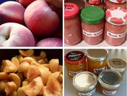 Peach Jam & Apricot Jam found on PunkDomestics.com
